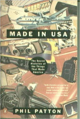 9780140175882: Made in USA: The Secret Histories of the Things that Made America