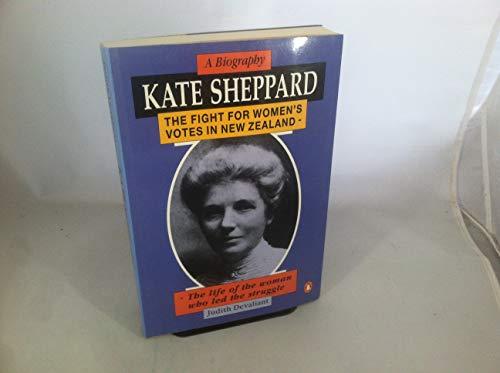 9780140176148: Kate Sheppard, a Biography
