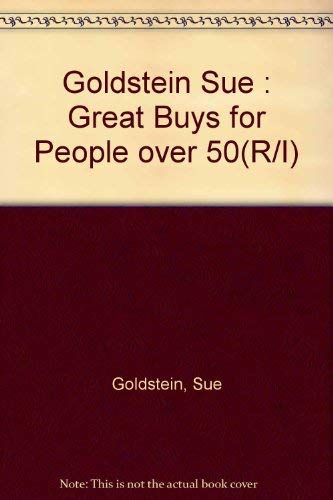 9780140176391: Great Buys for People over 50: Revised Edition