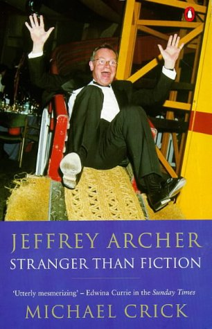 9780140176629: Jeffrey Archer: Stranger Than Fiction