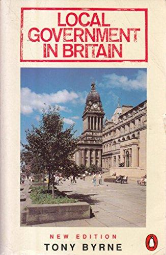9780140176636: Local Government In Britain 6th Edition (Penguin Politics)