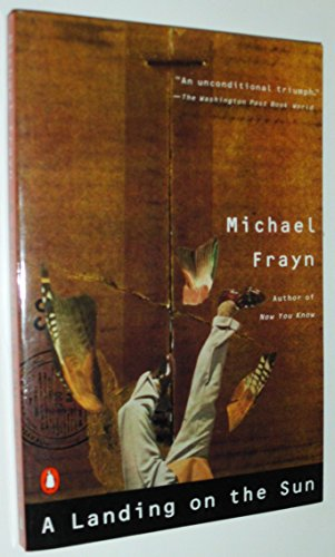 A Landing on the Sun: Frayn, Michael