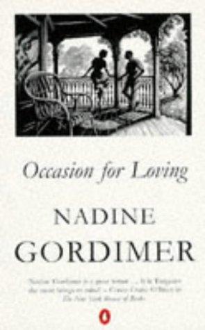 Occasion for Loving: Gordimer, Nadine
