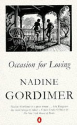 Occasion for Loving (0140177078) by Nadine Gordimer