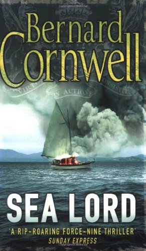 9780140177244: Sea Lord (The Thrillers #2)