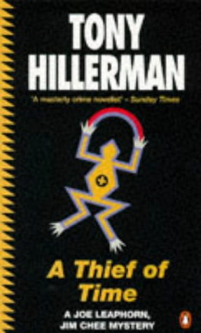 an analysis of the novel a thief of time by tony hillermans After time by j p bowie  and the identification and analysis of clay minerals  yh0cudy0/tony_hillermans.
