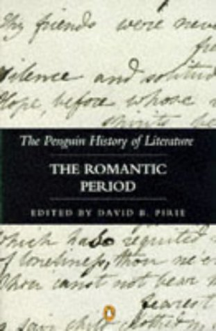 9780140177558: The Penguin History of Literature: The Romantic Period- Volume V: Literature of the Romantic Period v. 5