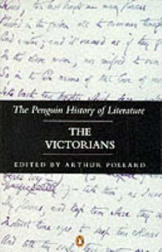 9780140177565: The Victorians (Hist of Literature) (v. 6)