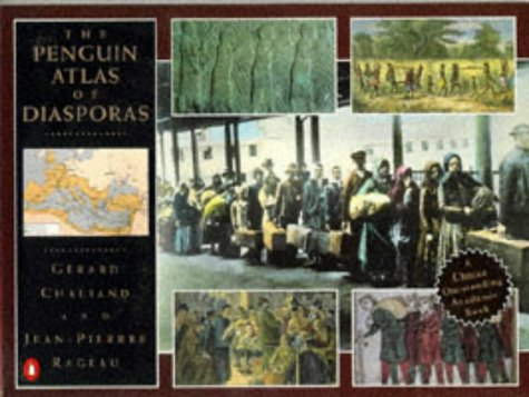9780140178142: The Penguin Atlas of the Diasporas