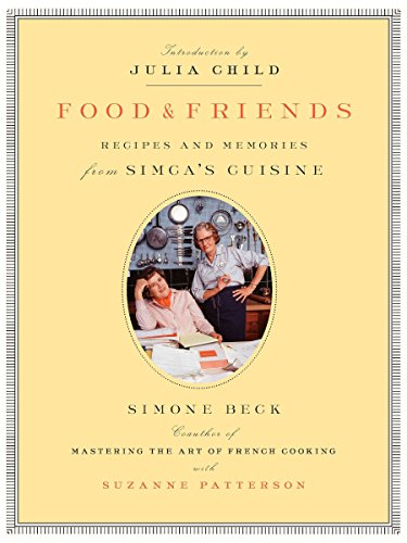 9780140178173: Beck Simone : Food and Friends