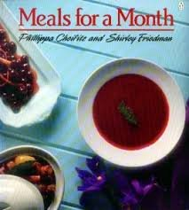 9780140178531: Meals for a Month