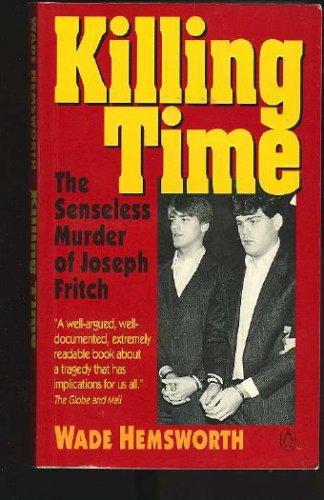 9780140178777: Killing Time