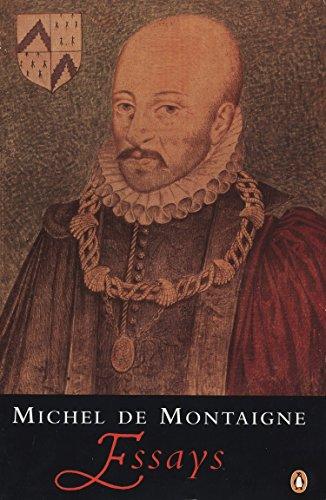 9780140178975: Montaigne: Essays