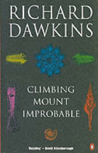 9780140179187: Climbing Mount Improbable (Penguin science)
