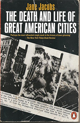 9780140179484: The Death and Life of Great American Cities (Penguin Art & Architecture)