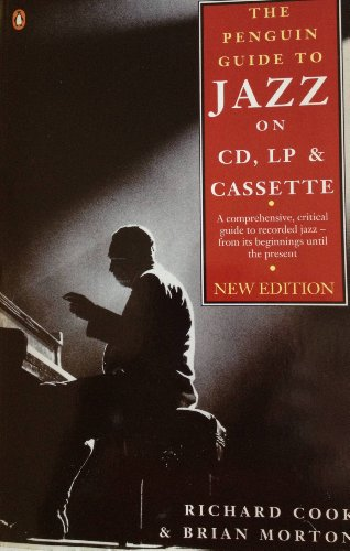 9780140179491: The Penguin Guide to Jazz on CD, LP & Cassette