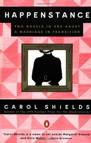 9780140179514: Happenstance: Two Novels in One about a Marriage in Transition