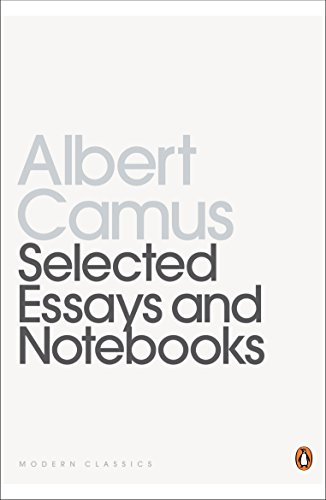 9780140180244: Selected Essays And Notebooks (Twentieth Century Classics)