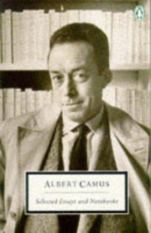 9780140180244: Selected Essays and Notebooks (Twentieth Century Classics)
