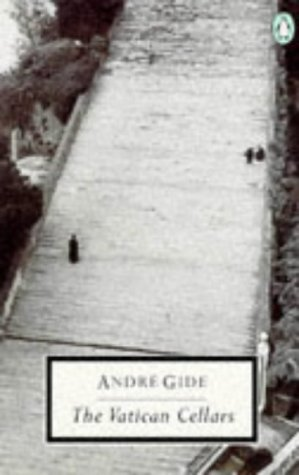 THE VATICAN CELLARS: Gide, Andre