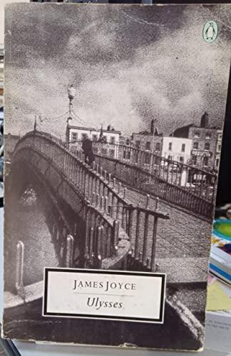 9780140181050: Ulysses: The Corrected Text (Twentieth Century Classics)
