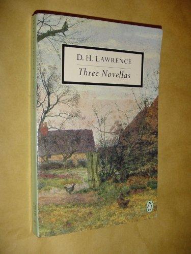 9780140182132: Three Novellas