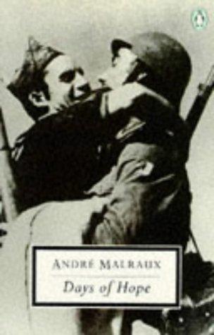 9780140182675: Days of Hope (Penguin Twentieth-Century Classics)