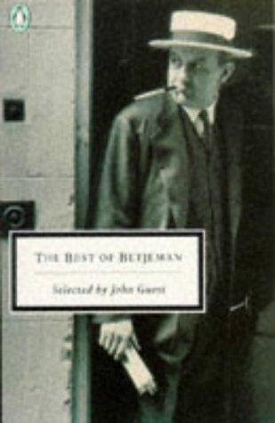 9780140183085: The Best of Betjeman (Penguin Twentieth - Century Classics)