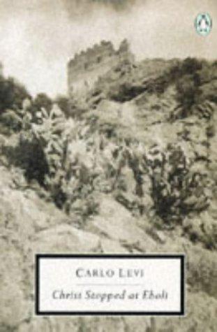 9780140183115: Christ Stopped at Eboli (Twentieth Century Classics)