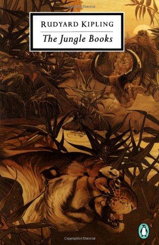 The Jungle Books (Penguin Classics): Kipling, Rudyard