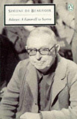 9780140183283: Adieux: Farewell to Sartre (Twentieth Century Classics)