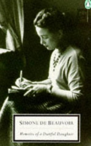 20th Century Memoirs Of A Dutiful Daughter: De, Beauvoir Simone