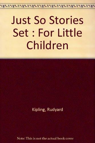 Just-So Stories: For Little Children (Penguin Twentieth-Century: Rudyard Kipling