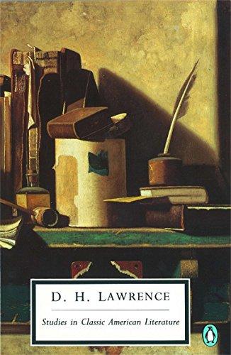 9780140183771: Studies in Classic American Literature (Twentieth Century Classics)