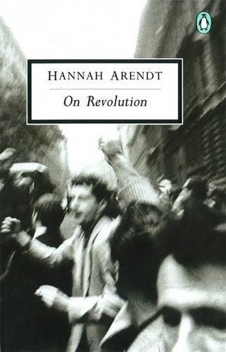 9780140184211: On Revolution (Classic, 20th-Century, Penguin)