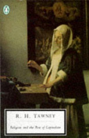 9780140184242: Religion and the Rise of Capitalism (Penguin Twentieth Century Classics)