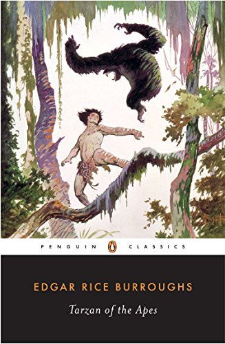 9780140184648: Tarzan of the Apes (Penguin Twentieth Century Classics)