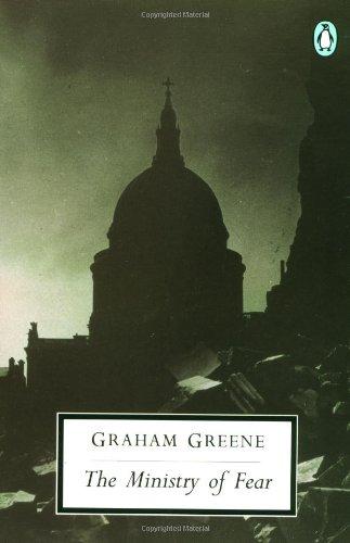 9780140185362: The Ministry of Fear: An Entertainment (Penguin Twentieth Century Classics)