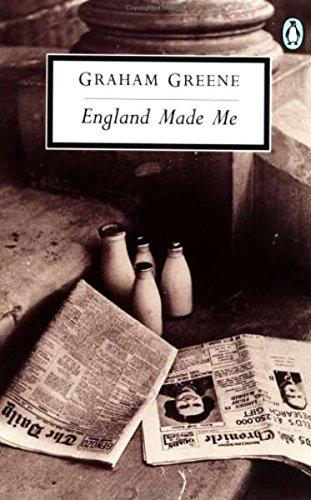 9780140185515: England Made Me (Twentieth Century Classics)
