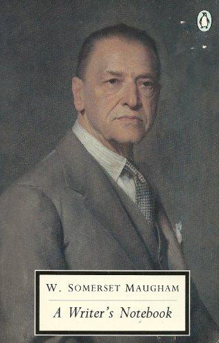 9780140186017: A Writer's Notebook: Twentieth Century Classics (Penguin Twentieth-century Classics)