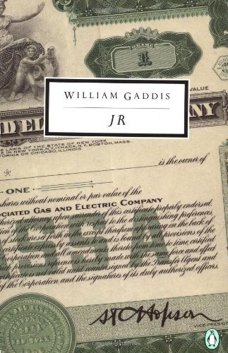 JR (Penguin Twentieth Century Classics) (0140187073) by William Gaddis