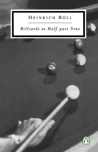 9780140187243: Billiards at Half-Past Nine