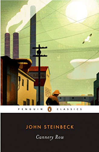 9780140187373: Cannery Row (Classic, 20th-Century, Penguin)
