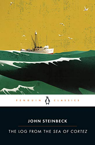 9780140187441: The Log from the Sea of Cortez (Penguin Classics)