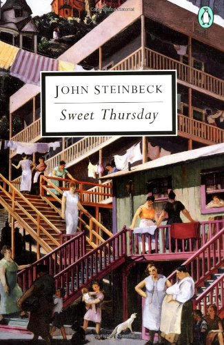 9780140187502: Sweet Thursday (Classic, 20th-Century, Penguin)