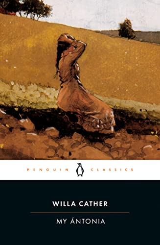 My Antonia (The Great Plains Trilogy): Willa Cather