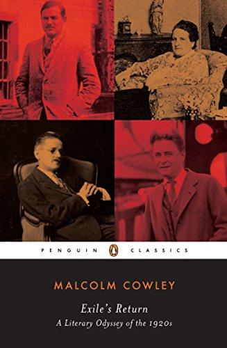 9780140187762: Exile's Return: A Literary Odyssey of the 1920s (Penguin Twentieth Century Classics)