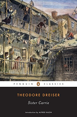 9780140188288: Sister Carrie (Penguin Classics)