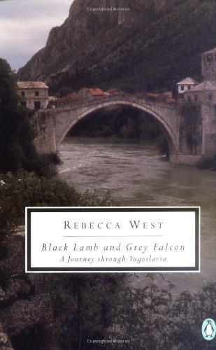 9780140188479: Black Lamb and Grey Falcon: A Journey Through Yugoslavia (Classic, 20th-Century, Penguin)