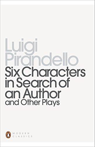 9780140189223: Six Characters in Search of an Author and Other Plays (Penguin Modern Classics)